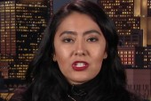 DACA Recipient: All we're asking for is protection