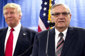 Sheriff Joe Arpaio is running for U.S. Senate