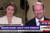 Sen. Coons: Wait and see if Democrats overplayed their hand