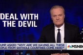Lawrence on Trump 'sh*thole' comment: 'Hating is what he does'
