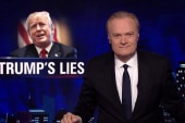 Lawrence on Trump's 'dreamscape of dementia'