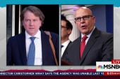 McMaster, McGahn may soon exit White House