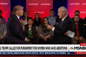 Chris Matthews is the best Trump interviewer