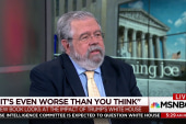Author of book on Trump: 'He is appallingly ignorant'