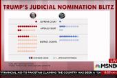 Rattner: Trump seeks to remake federal judiciary