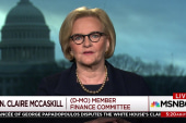 Sen. McCaskill: Shutdown moved us closer to DACA deal