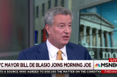 De Blasio: NYC doubling down on climate change
