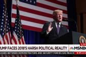 Priebus warns Trump of 2018's seriousness