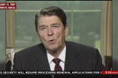 Considering Reagan while discussing Trump and race