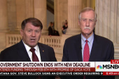 There was a win for the American people in shutdown: senator