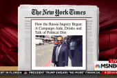 Russia probe begins with Papadopoulos: NYT