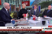 Trump is not fit to be president: Michael Wolff
