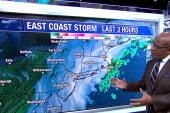 Massive snow storm hits Northeast