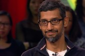 Google CEO: 'I don't regret' firing diversity memo writer James Damore