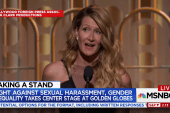Laura Dern's Golden Globes speech