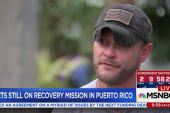 Volunteers on a mission in Puerto Rico