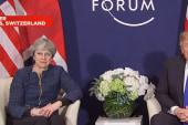 "Trump's Davos agenda: ""America First"" immigration, economy"