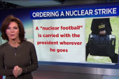 Ordering a nuclear strike: A step-by-step process