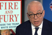 Michael Wolff full interview with Katy Tur: I will not release the tapes
