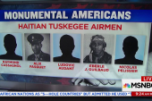 Monumental Americans: the Haitian Tuskegee Airmen