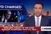 Existential threat to Trump presidency in new Mueller indictment?