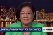 Dem Sen. Hirono: Hopeful teens can change gun control debate
