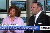 "Anna Deavere Smith on ""School to Prison Pipeline"""