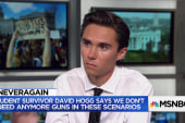 David Hogg Speaks out Against Arming Teachers