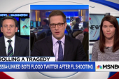 Russian bots descend on Twitter after Parkland school shooting