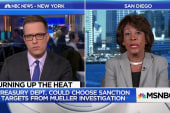 Maxine Waters on the Mueller investigation