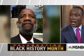 Hardball guests celebrates Black History Month