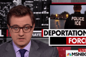 Hayes: Why are we deporting people who call 911?
