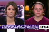 """Parkland teacher: Arming teachers would be """"a terrible policy"""""""