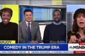 Comedians leading the way to truth in Trump era
