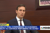 Will Trump grant or deny Jared Kushner's security clearance?