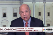 Trump goes after Obama on Russia; Jeh Johnson responds