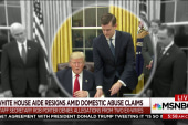 What Porter resignation tells us about the WH now
