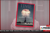 Trump playing game of 'nuclear poker': Time Magazine