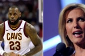 LeBron James speaks out on Laura Ingraham's 'shut up and dribble' comments