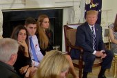 Trump presser on gun violence 'raises the stakes' for action
