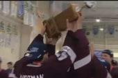 #GoodNewsRuhles: Marjory Stoneman Douglas High hockey team victory