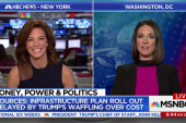 NBC: Trump's Infrastructure plan delayed over cost