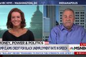 Fmr. union leader on Trump: big on promises, short on results