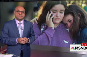 A closing thought from MSNBC's Ali Velshi on gun control