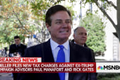 BREAKING: Mueller files new charges against Manafort, Gates