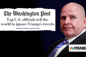 After Russia comments, will Trump look to fire McMaster?