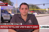 Stoneman Douglas Teacher: 'The kids needed me,' so I did not cry