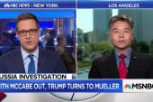 Rep. Ted Lieu Rips Trump as 'Awfully Vindictive' Over McCabe Firing