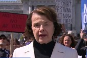 Sen. Feinstein: We need to pass an assault weapons ban bill in Congress