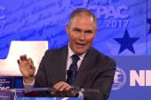 EPA chief Pruitt spent over $105K on first class flights